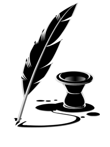 After a long period of recess  Quill Pen Png